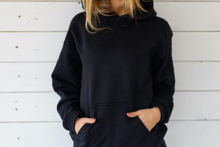 Organic cotton sweatshirts are amazing from WFH