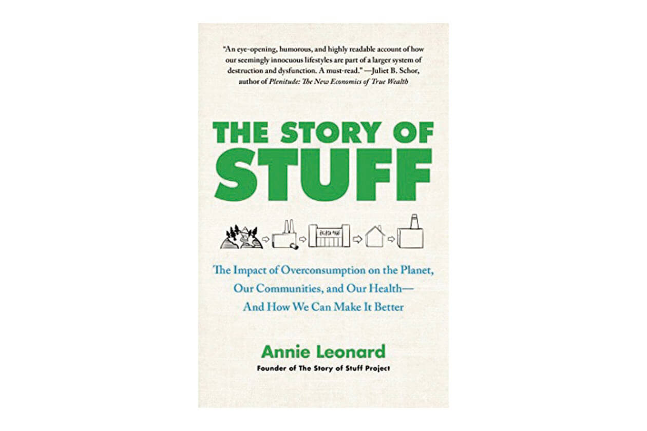 The Story of Stuff book cover