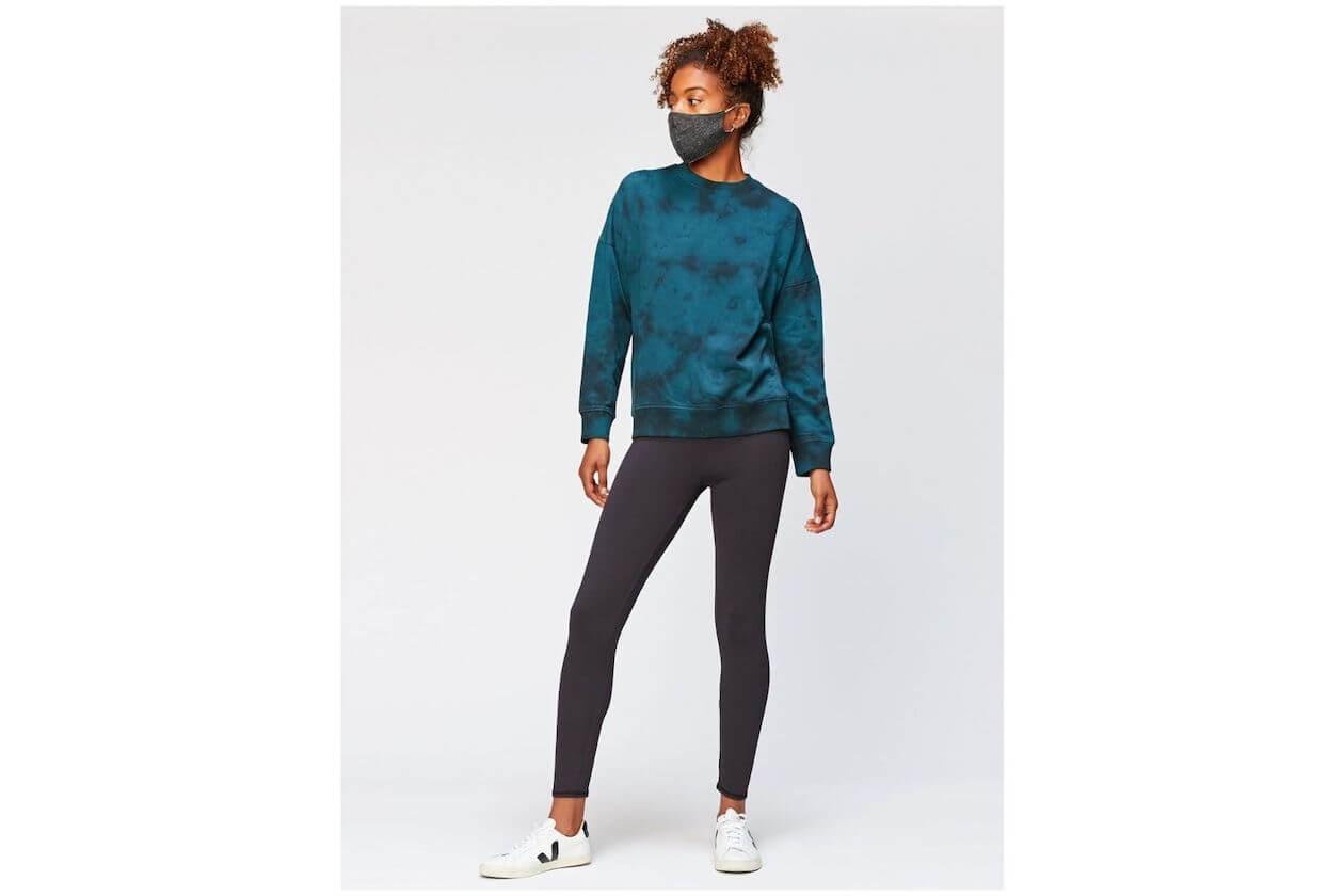 Tie Dye Organic Cotton Sweatshirts