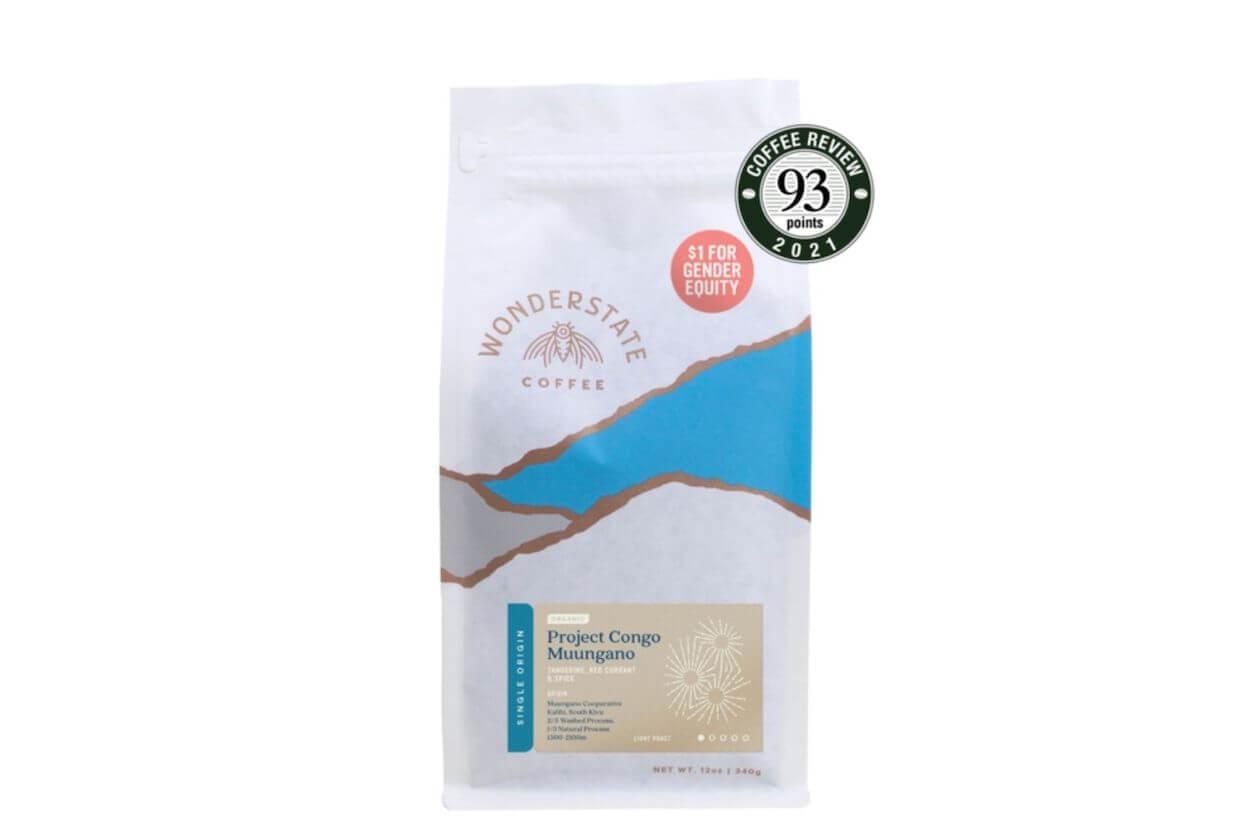 Wonderstate Coffee, a sustainable coffee brand