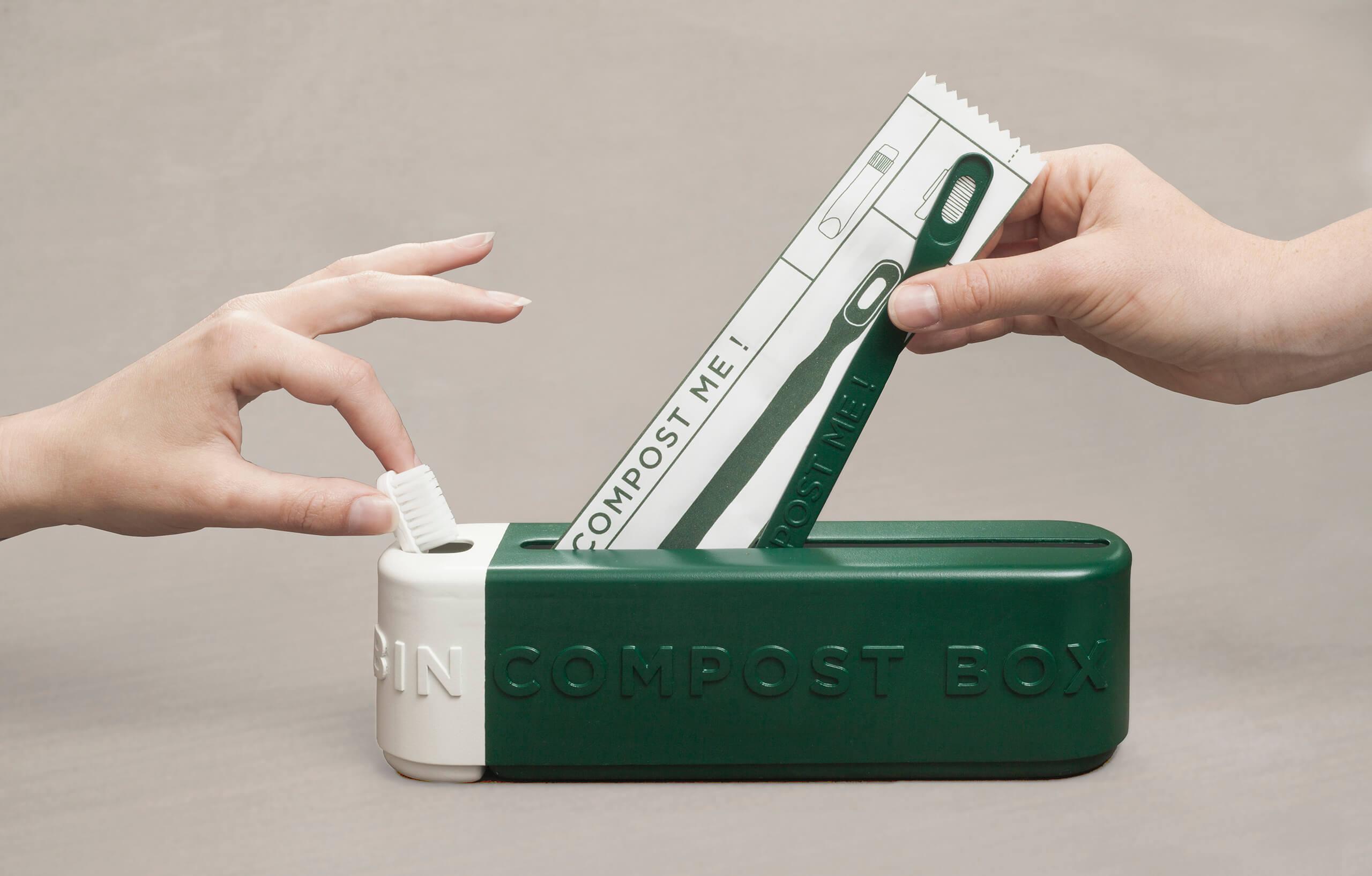 OnMateria's Green Box (Plastic-Free Hotel Amenities)