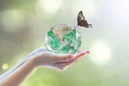緑あふれる地球を考える日