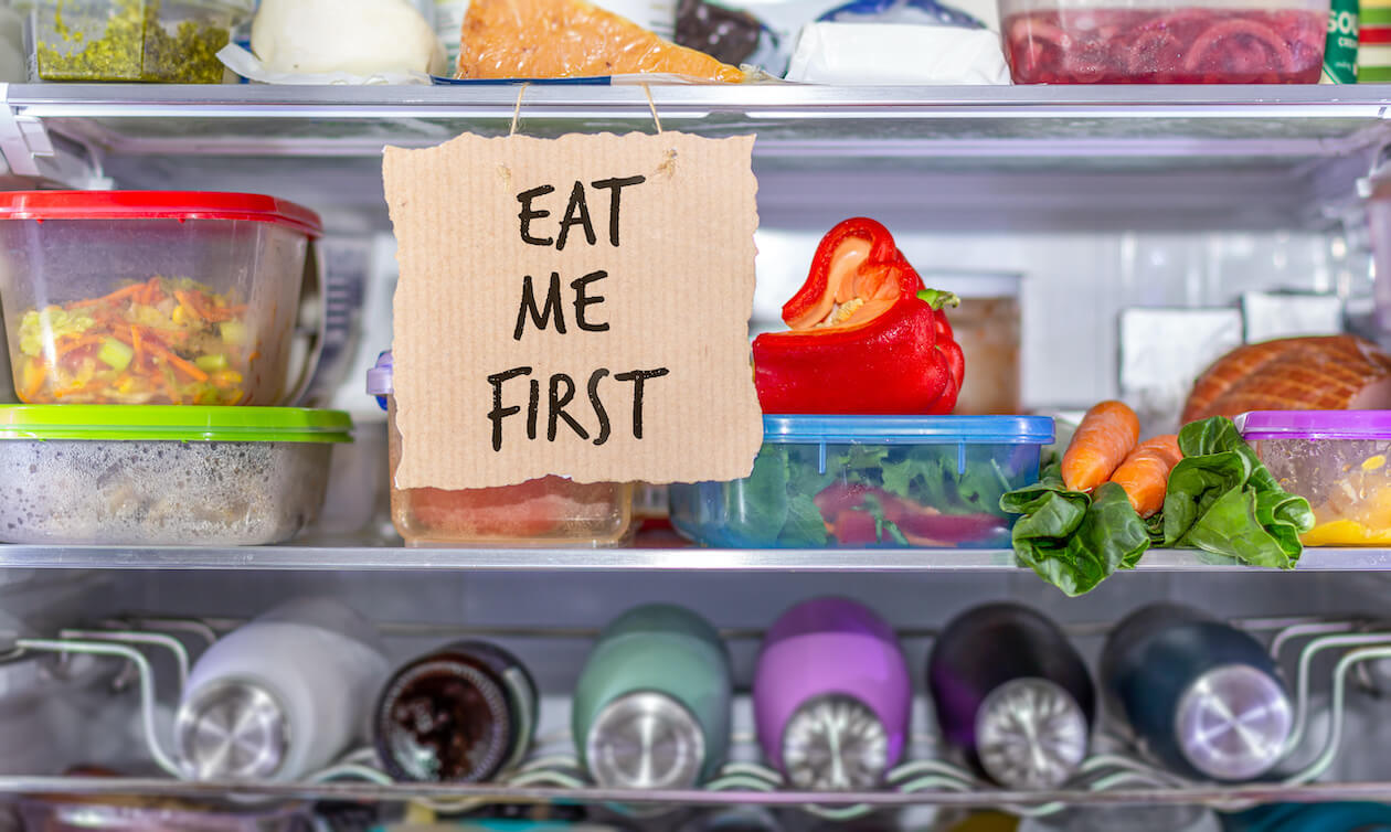 Eat Me First Food waste hack