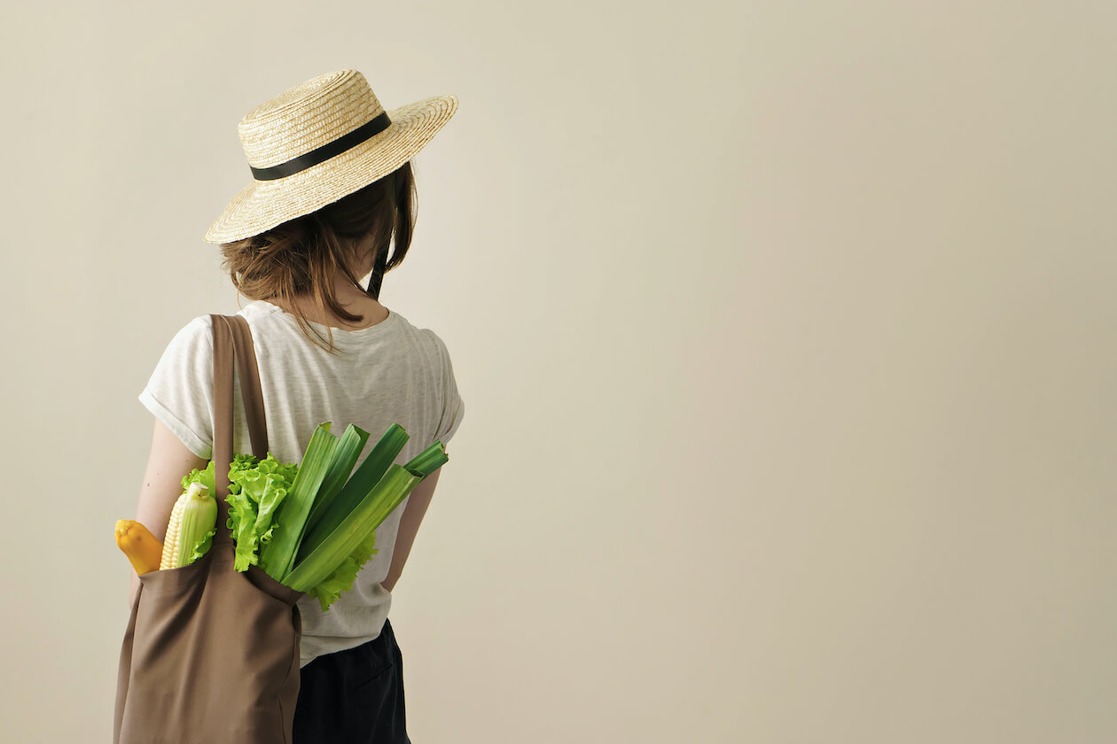 Smart grocery shopping can help with food loss and waste too