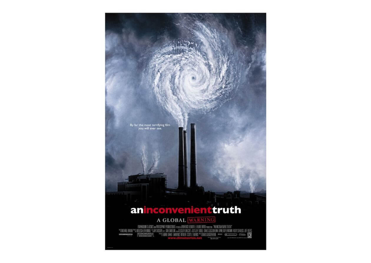 Influential earth day movie - An Inconvenient Truth