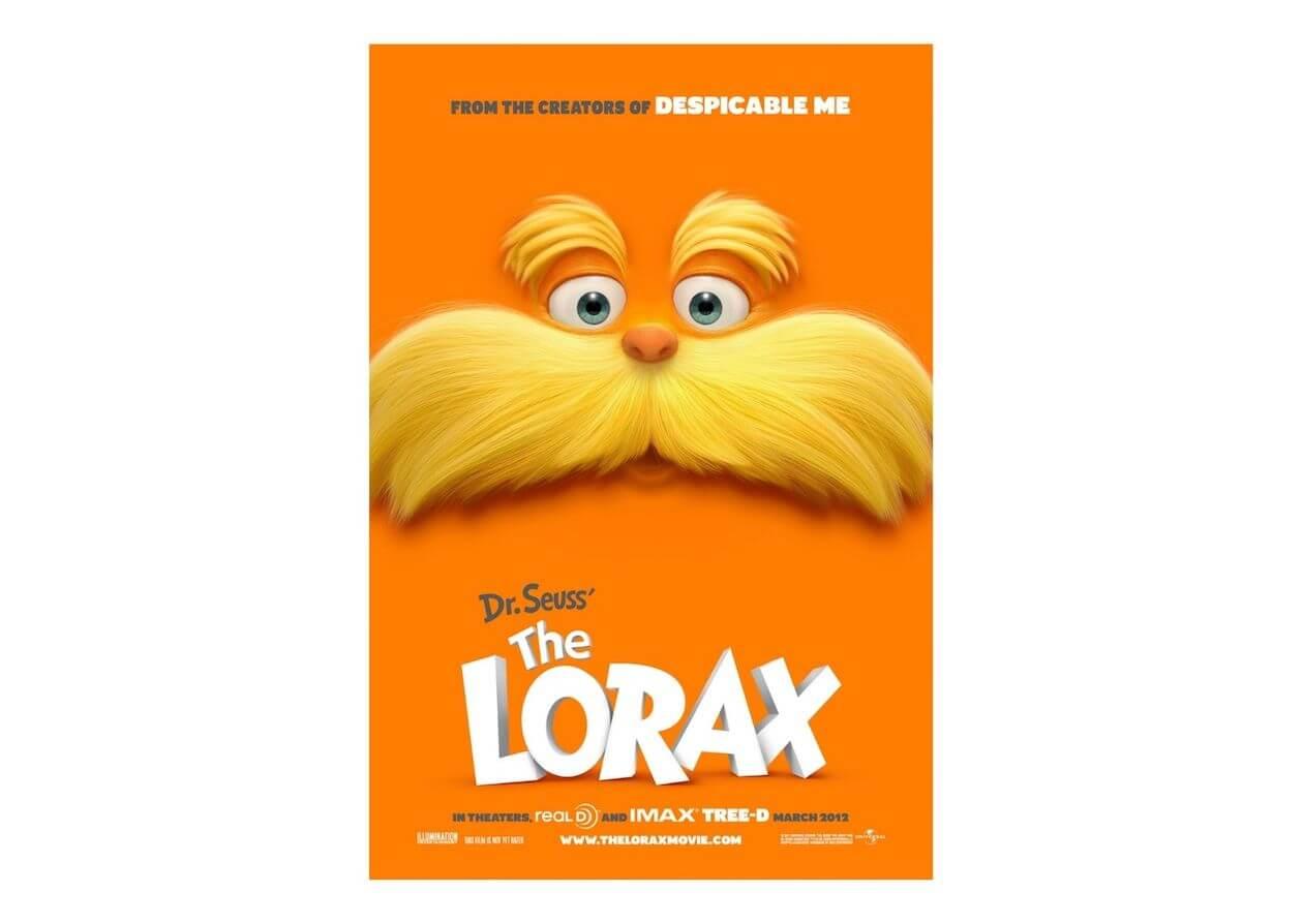 Lorax by Dr. Seuss