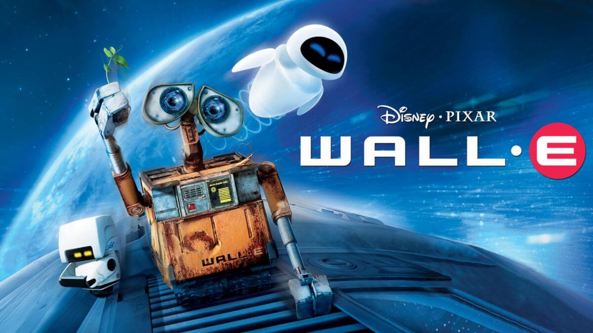 WALL-E, a great earth day movie for all