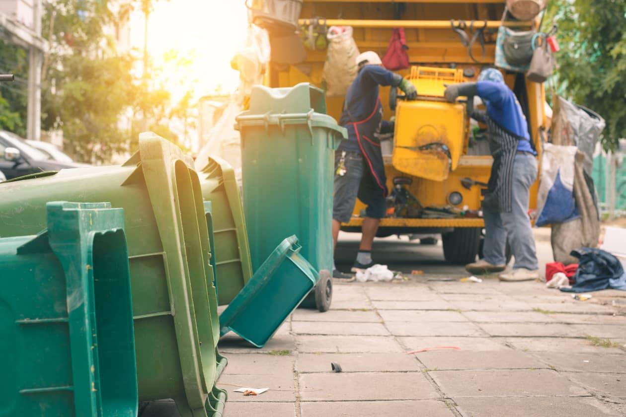 ゴミの現状