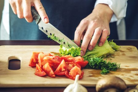 Cooking Zero Waste Food is better for the environment