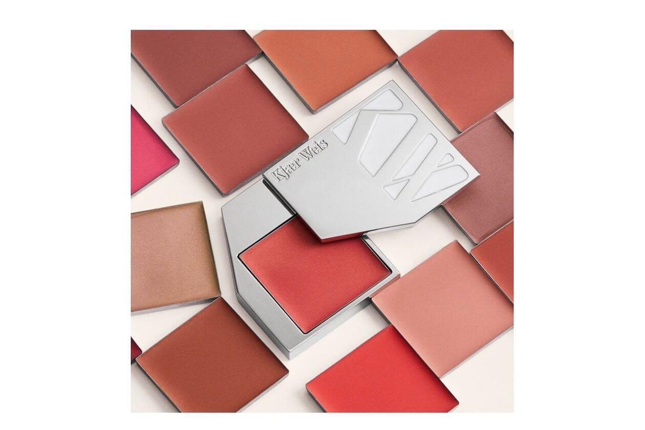 Luxurious Plastic-free beauty products: Kjaer Weis Blushes