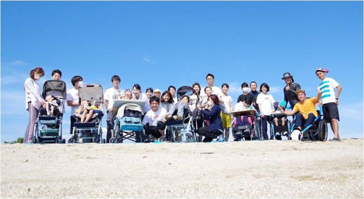 須磨ユニバーサルビーチプロジェクト