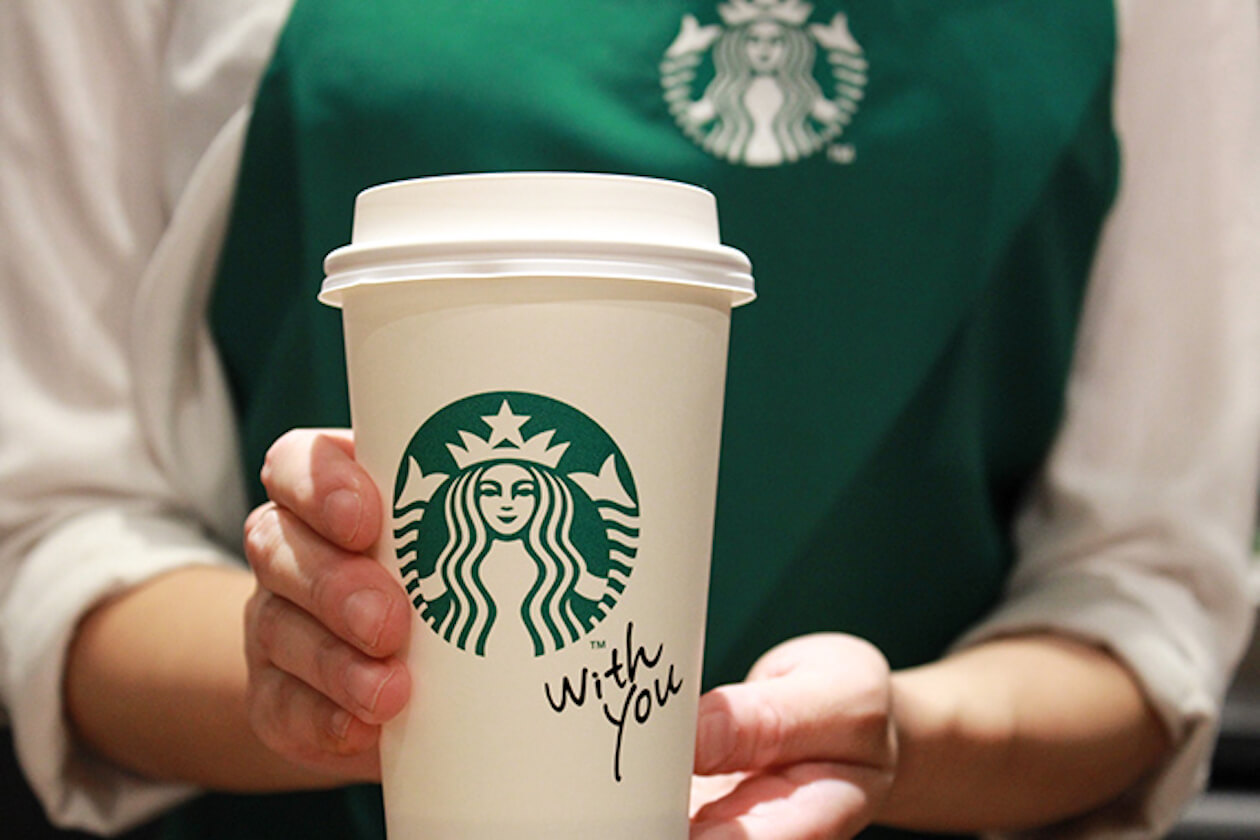 Starbucks Japan with you