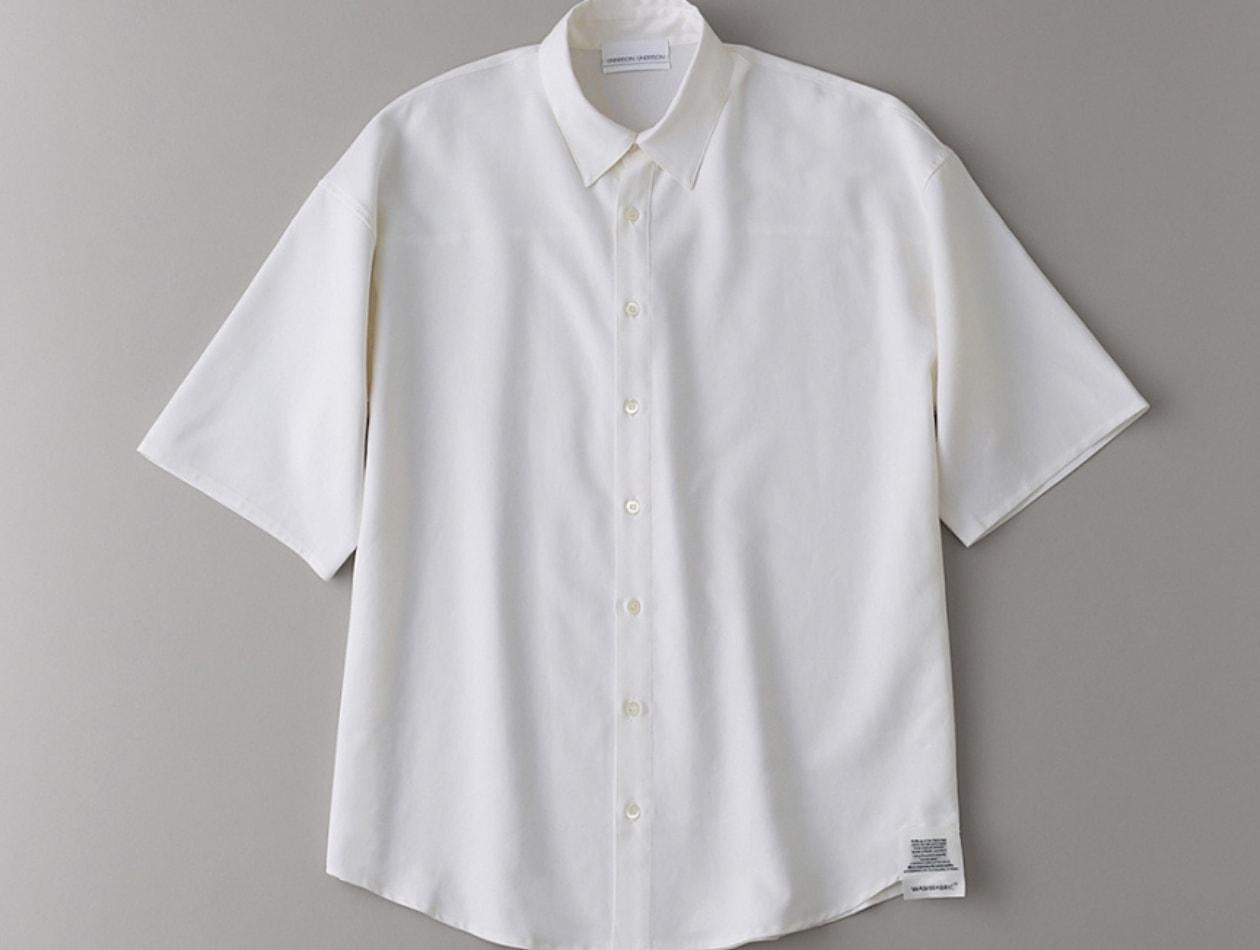サスティナブルなシャツ