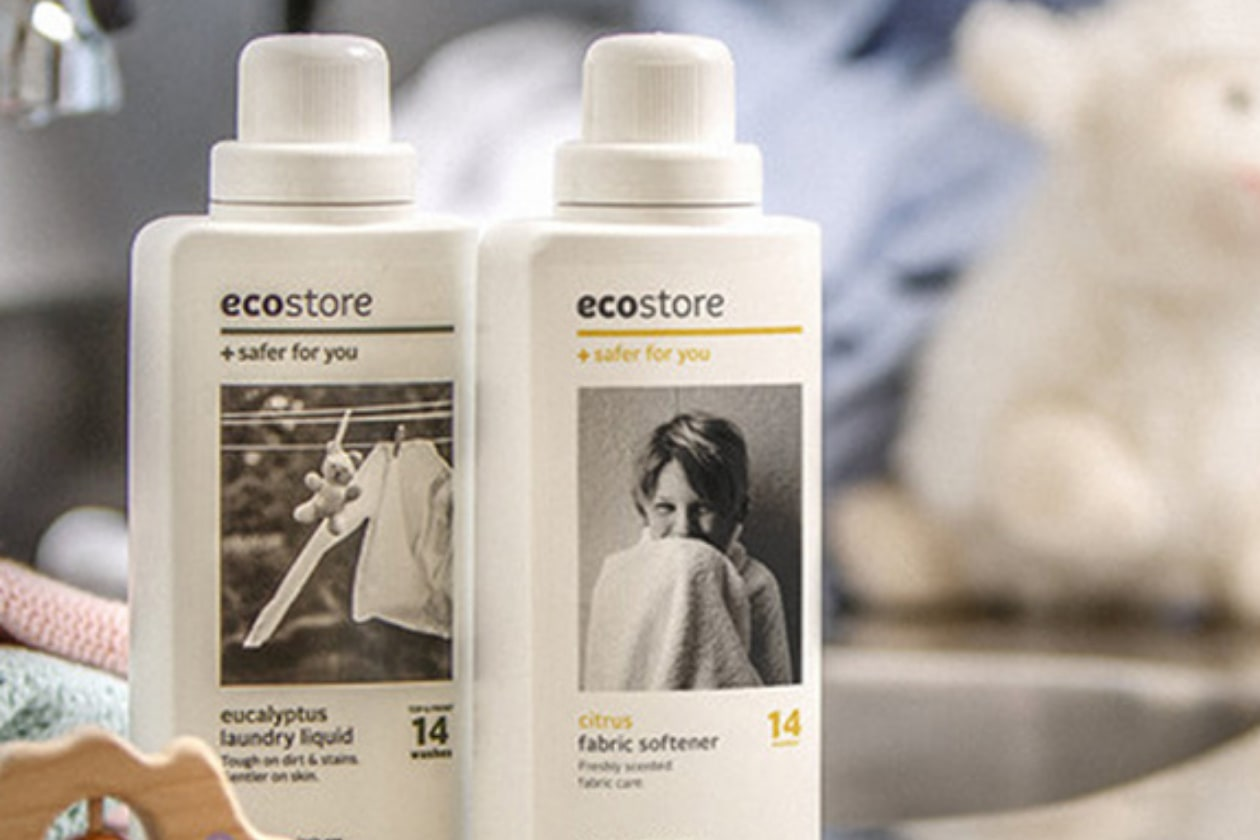 エコフレンドリーの洗剤