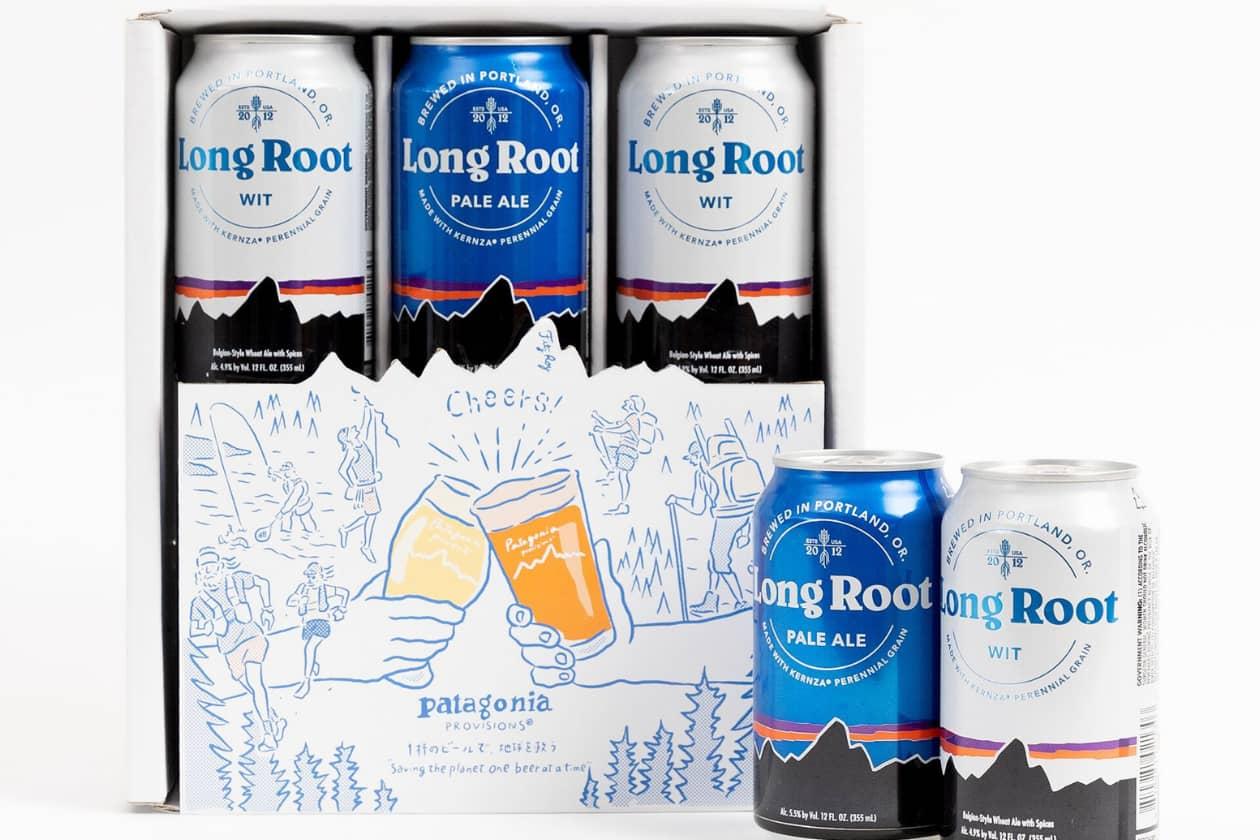 パタゴニアの地球を救うビール