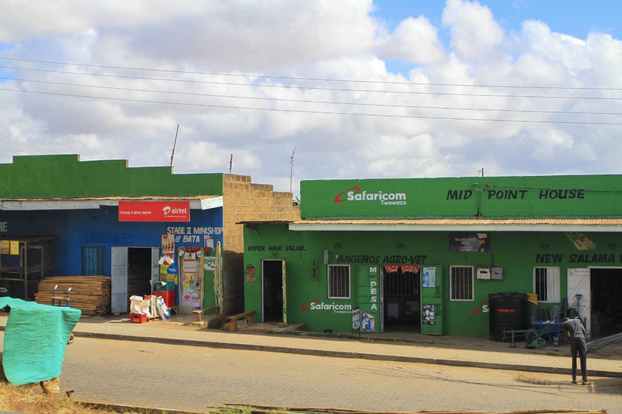 ケニアを救うエムペサ