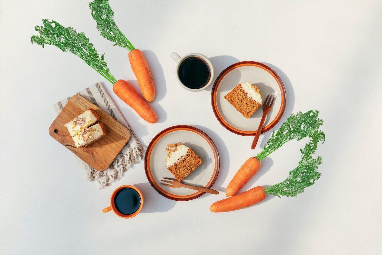 Starbucks Japan's Whole Carrot Cake