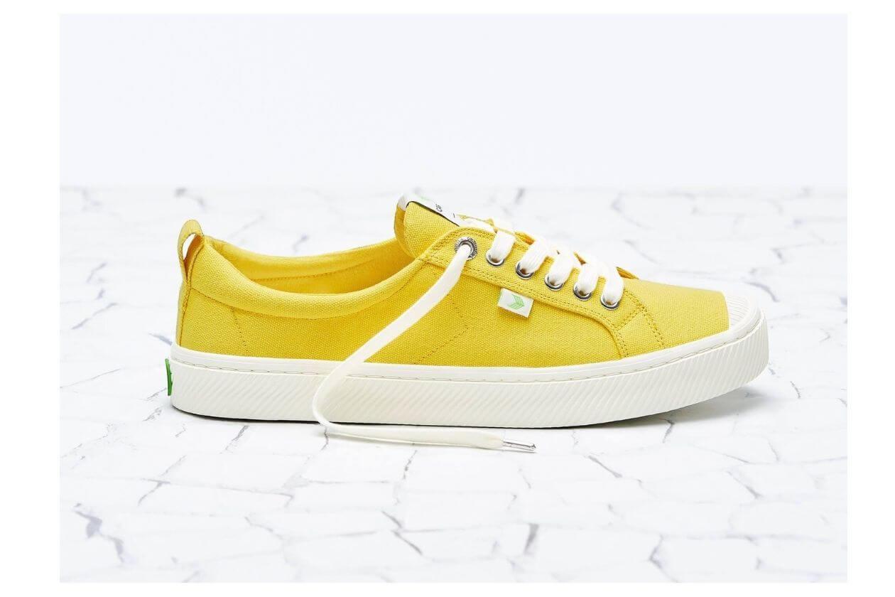 Cariuma's sustainable shoes