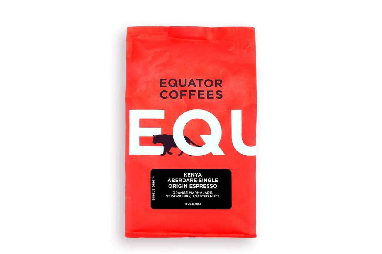 Fair Trade Organic Coffee from Equator Coffee