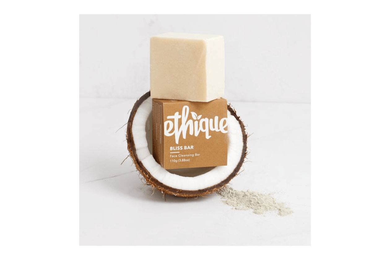 Ethique's Bliss Bar for Facial Cleansing