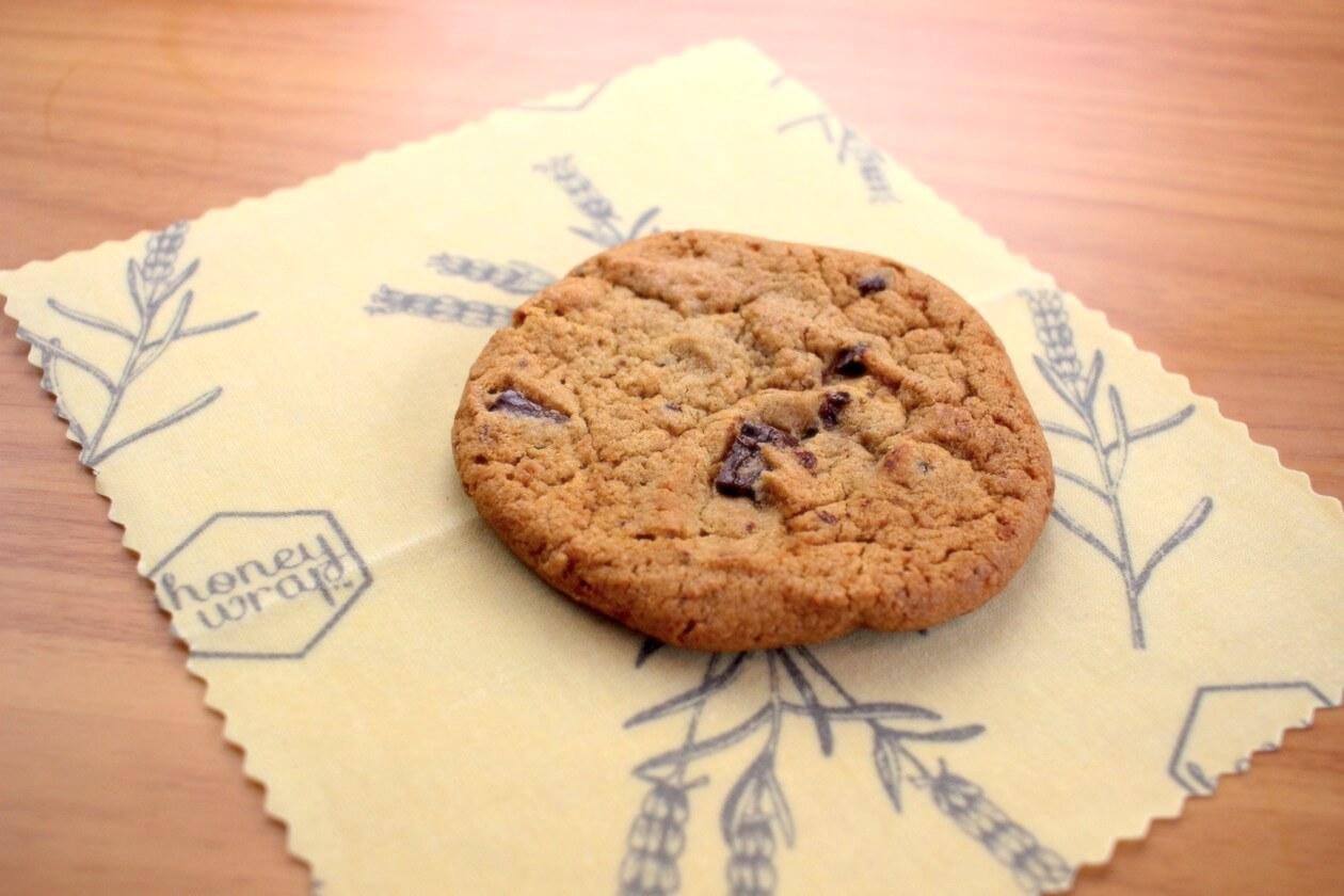 クッキーとHoneywrap