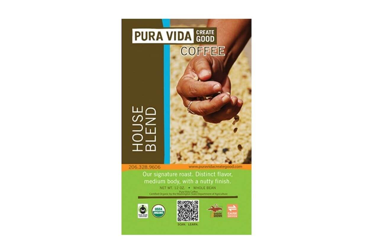 Pura Vida's Coffee