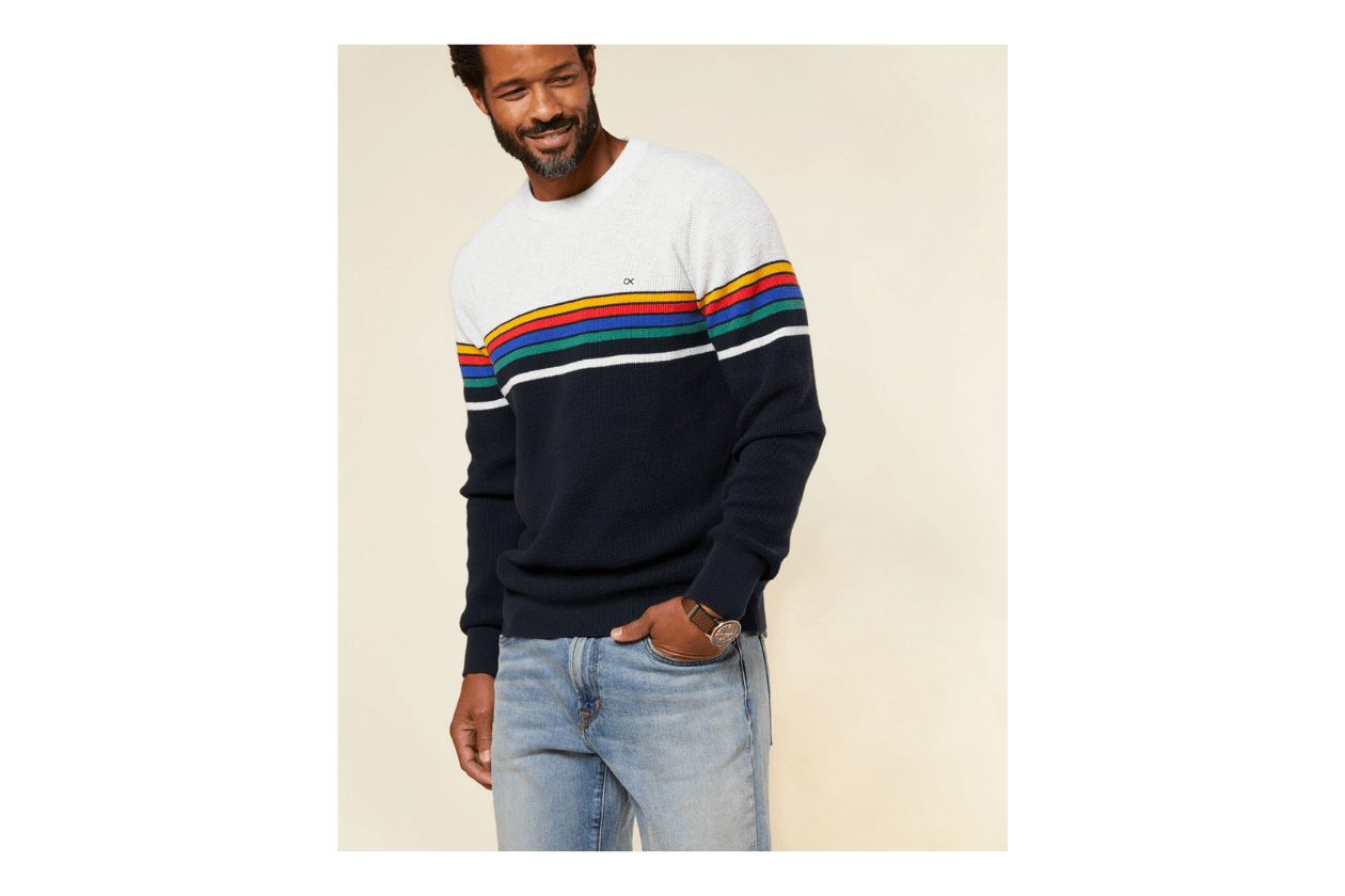 Outerknown men's clothing