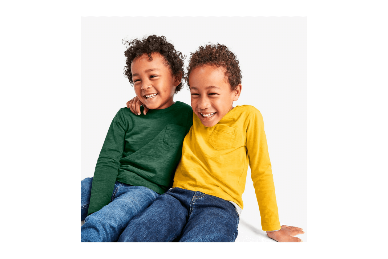 Primary's children clothes