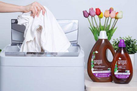 自然由来、植物由来でエシカル・サステナブルな洗剤