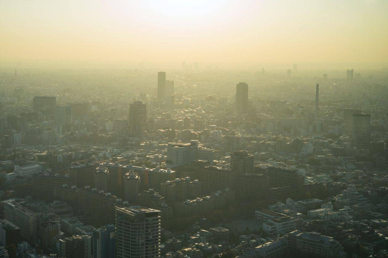 宇宙規模で考えなければならない人間の文明による環境問題