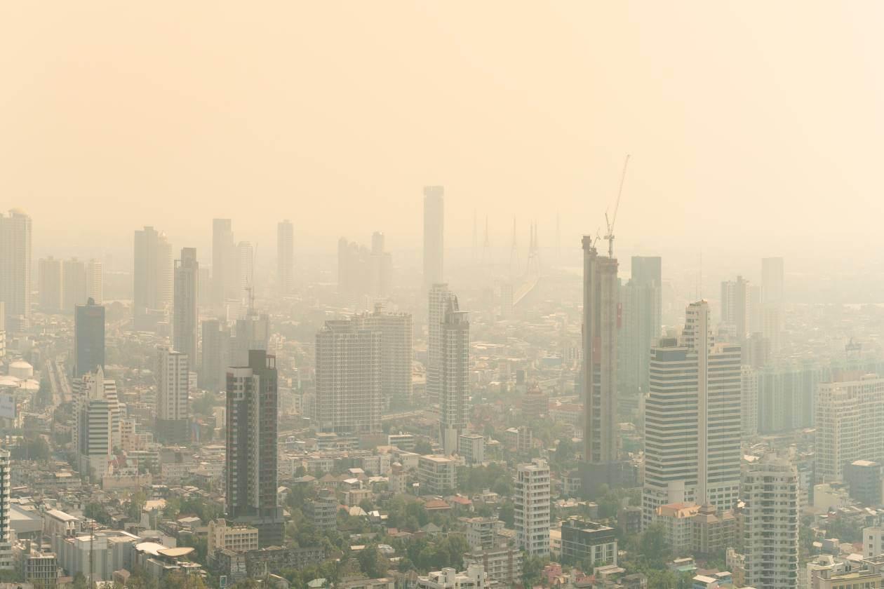wildfires smoke