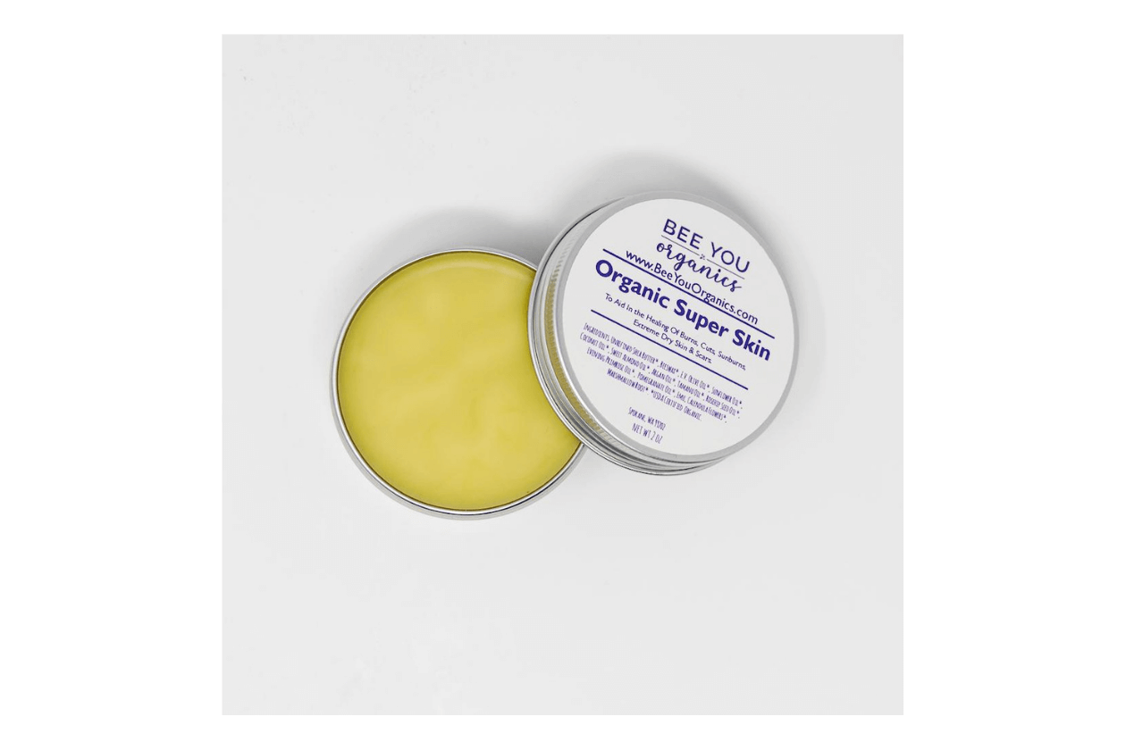 BeeYou Organics Skincare product