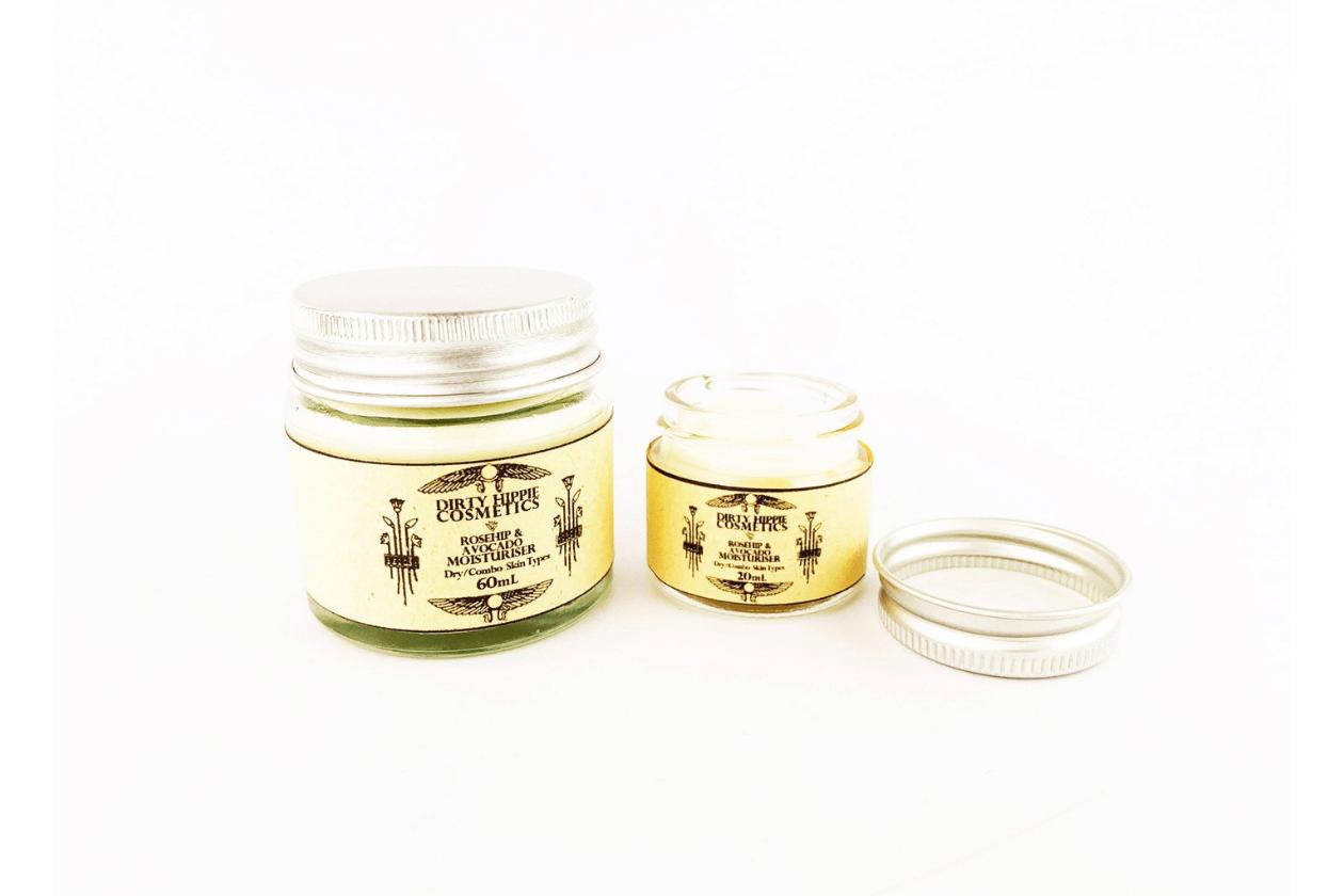 Dirty Hippie Cosmetic - Zero waste skin care brand