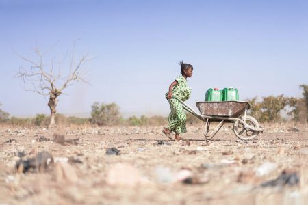 Climate Changes and Famine in Madagascar