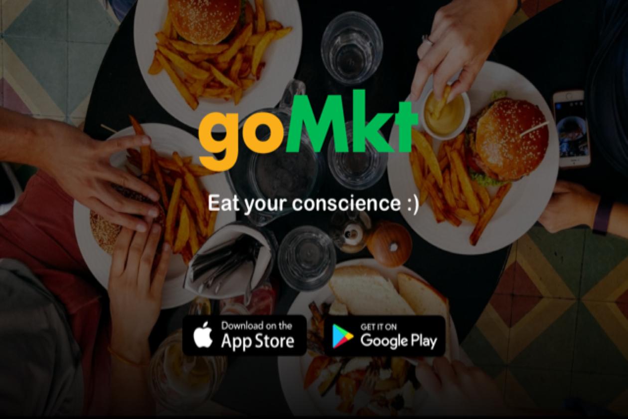 goMkt food waste app