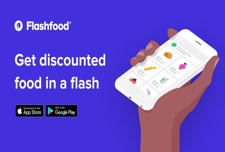 flash food app