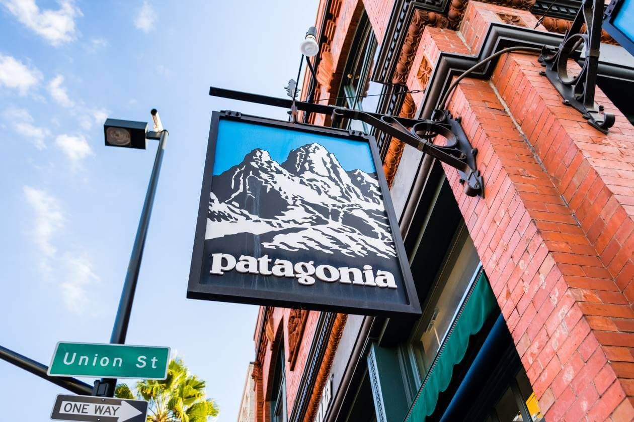 ethically sourced Patagonia
