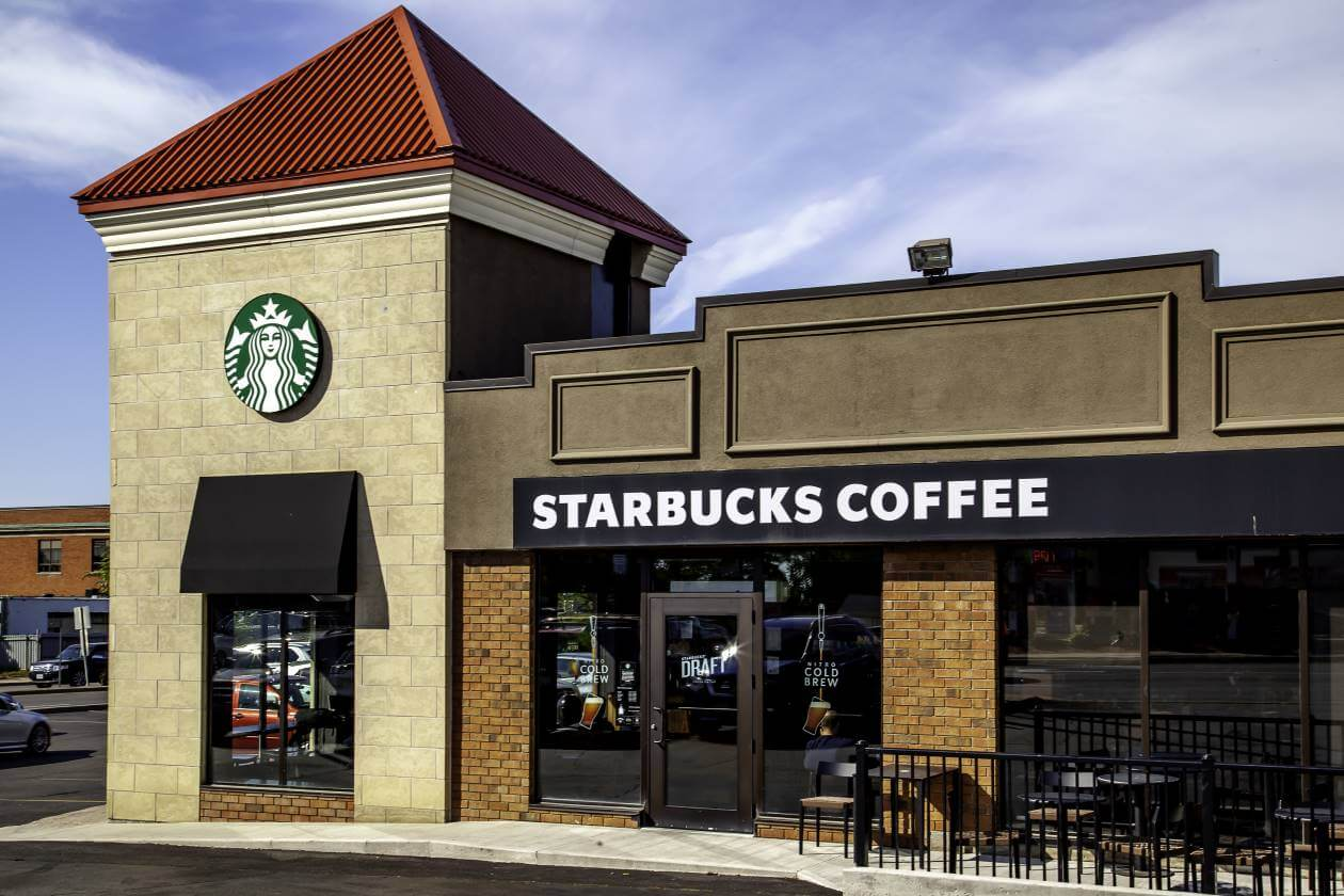 ethically sourced Starbucks