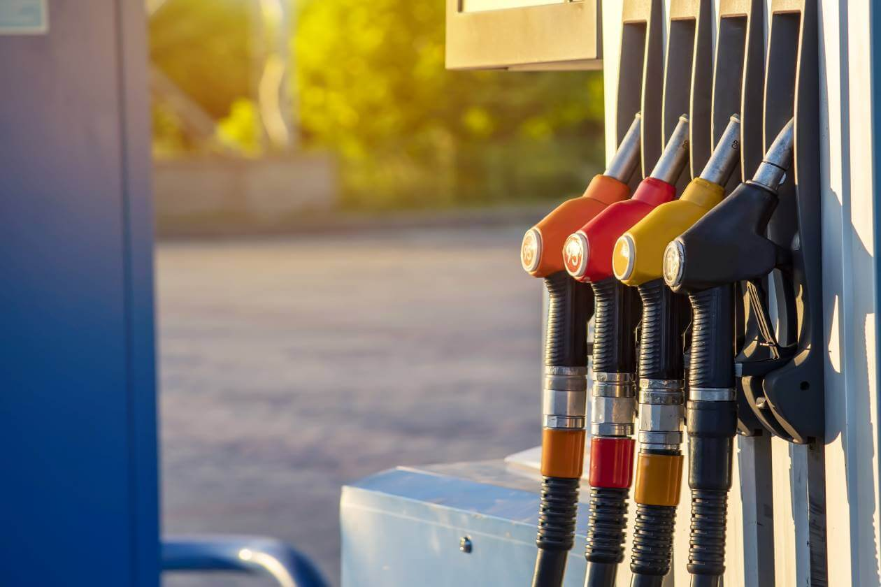 different types of gasoline