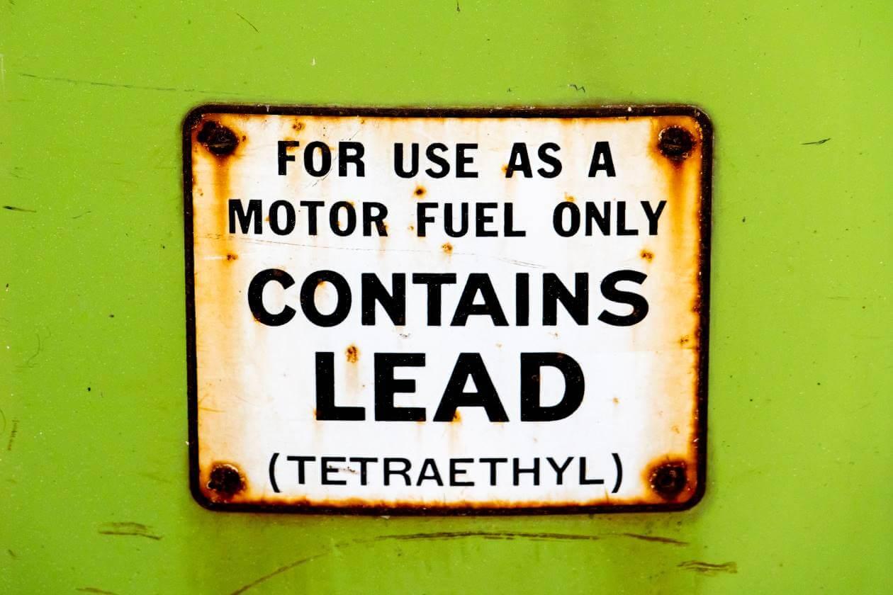 Tetraethyl Leaded Gasoline