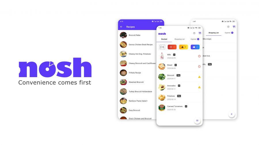 nosh app