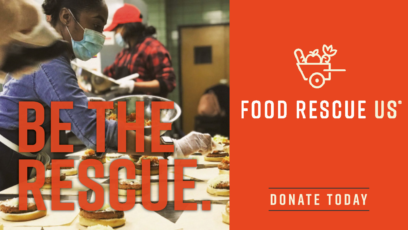 food waste rescue US app