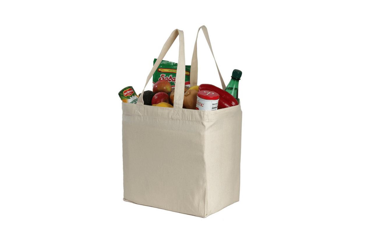 Cotton Canva reusable bag