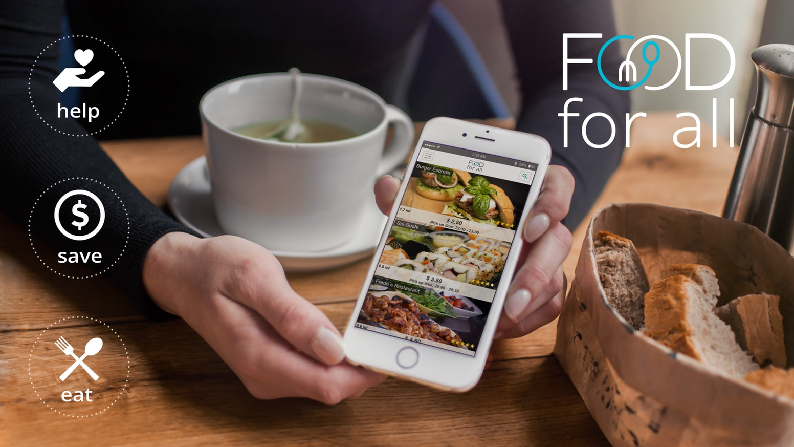 food for all app