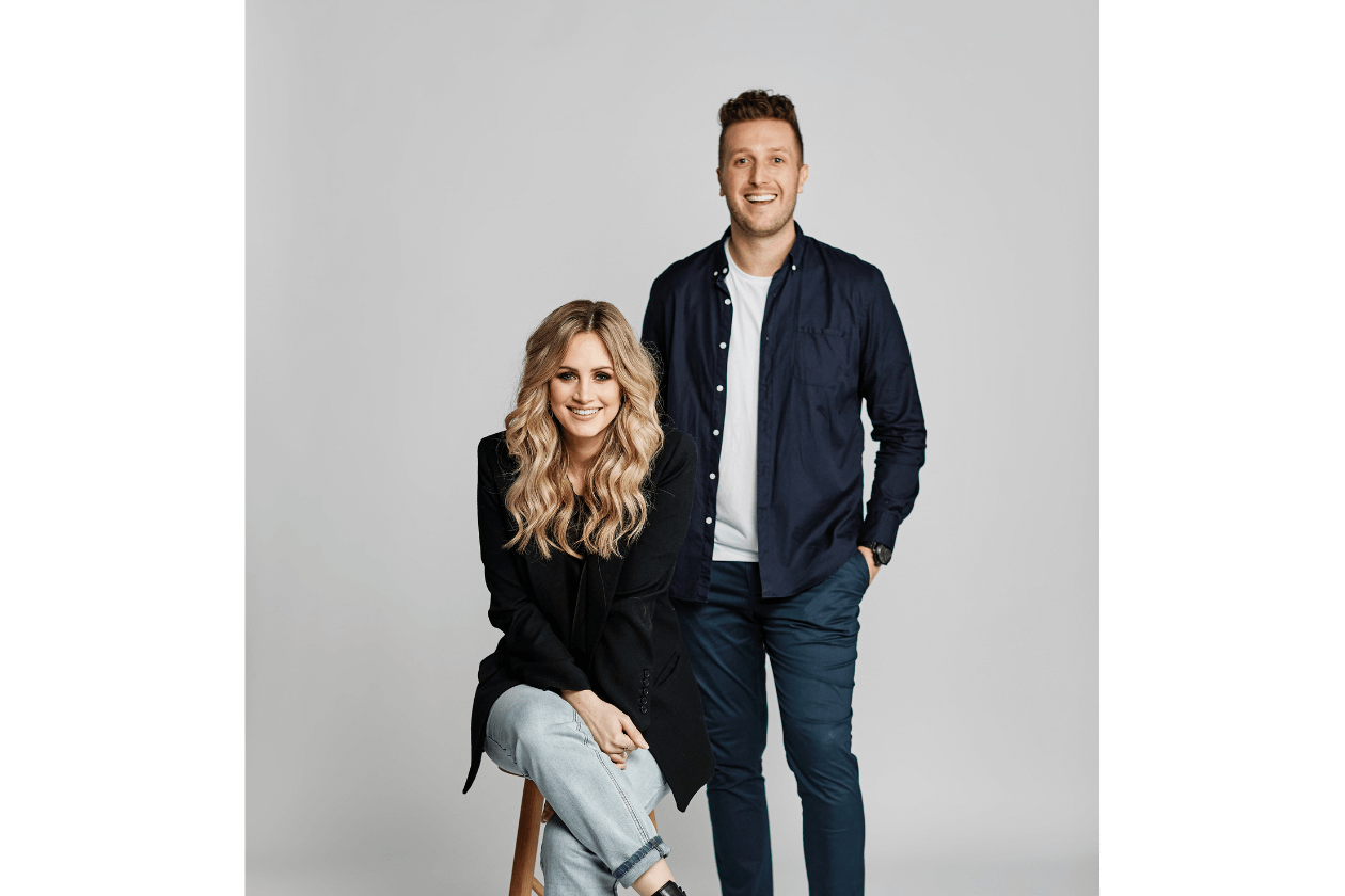 Daniel and Justine Flynn Co-Founders of Thankyou