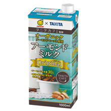 タニタカフェ監修 アーモンドミルク オリジナル 1000ml