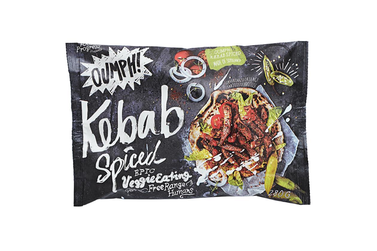 Oumph! Kebab vegan food