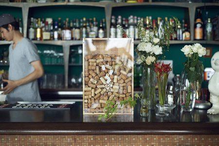 TOKYO CORK PROJECT|ワインコルクを再資源化、オシャレな製品へ
