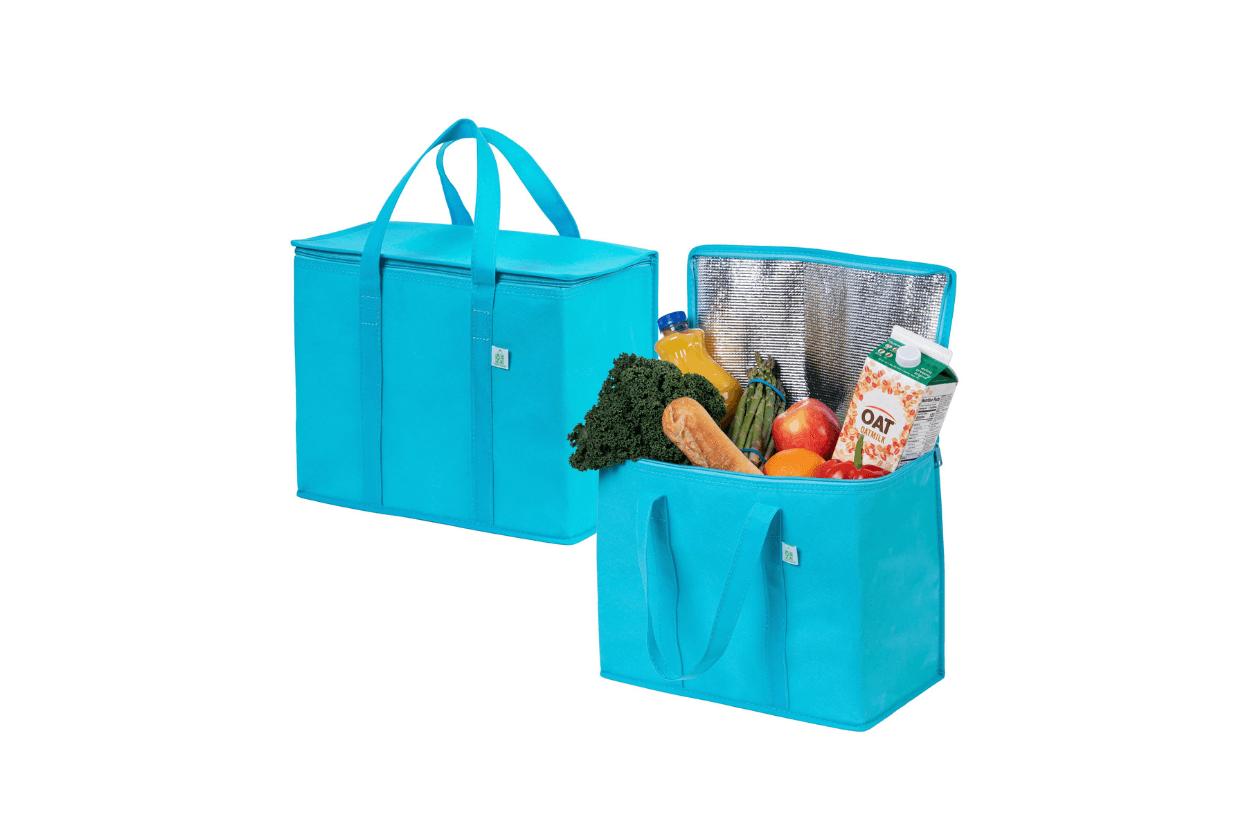 Colorful zero waste bags from VENO