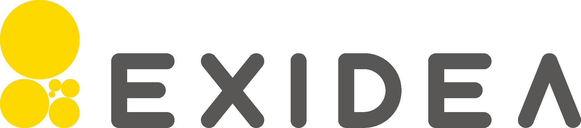 EXIDEAのロゴ